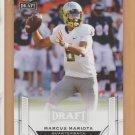 2015 Leaf Draft Rookie #79 Marcus Mariota RC Titans