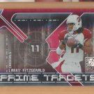 2006 Donruss Elite Prime Targets Red Larry Fitzgerald Cardinals /250