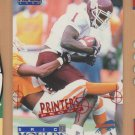 1996 Pro Line Printer's Proof Rookie Eric Moulds Bills RC