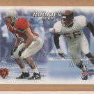 2000 Skybox Dominion Rookie Brian Urlacher Bears RC