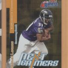 2000 Fleer Gamers Rookie Jamal Lewis Ravens SP RC