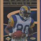 1999 CE Masters Quest XXXIV Isaac Bruce Rams /3000
