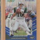 2007 Score Atomic Chad Pennington Jets