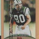1998 Topps Finest Refractor Wayne Chrebet Jets