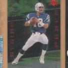 1999 Upper Deck Strike Force Peyton Manning Colts