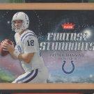 2006 Fleer Fantasy Standouts Peyton Manning Colts