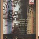 2005 Donruss Elite Series Gold Marvin Harrison Colts  /1000