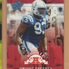 2002 Leaf Rookie & Stars Dwight Freeney Colts RC