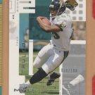 2002 Upper Deck MVP Silver Fred Taylor Jaguars /100
