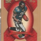 1999 Playoff Momentum SSD X's Fred Taylor Jaguars /300