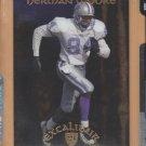 1997 Collector's Edge Excalibur 22K Knights Herman Moore Lions /2000