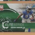 2010 Donruss Elite Series Green Calvin Johnson Lions /99