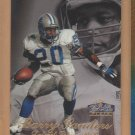 1997 Flair Showcase Barry Sanders Lions
