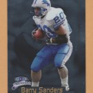 1998 Fleer Brilliants Barry Sanders Lions