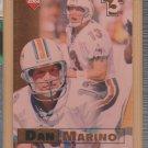 1998 Collector's Edge Triple Threat T3 Dan Marino Dolphins