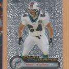 2006 Topps Chrome Own the Game Zach Thomas Dolphins