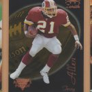 1996 Pinnacle Zenith Artist's Proof Terry Allen Redskins
