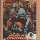 1994 Collector's Edge Pop Warner 22K Gold Art Monk Redskins