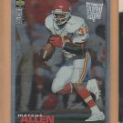 1995 UD Collector's Choice Platinum Players Club Marcus Allen Chiefs