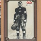 2004 Fleer Greats of the Game Jim Thorpe