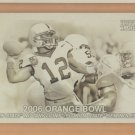 2009 Topps Magic Thrills 2006 Orange Bowl