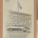 2009 Topps Magic 1948 Magic World Health Organization