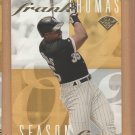 1995 Leaf Frank Thomas #4 White Sox