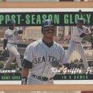 1996 Fleer Post Season Glory Ken Griffey Jr Mariners