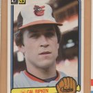 1983 Donruss #279 Cal Ripken Jr Orioles