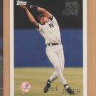 1996 Topps Future Star Derek Jeter Yankees