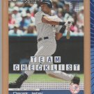 2004 Donruss Team Checklist Derek Jeter Yankees