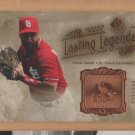 2005 UD SP Legendary Cuts Lasting Legends Ozzie Smith Cardinals /339