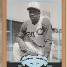 2005 UD Past Time Pennants Silver Frank Robinson Reds /100