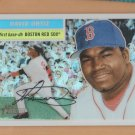 2005 Topps Heritage Chrome Refractor David Ortiz Red Sox /556