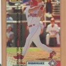 1999 Topps Finest Refractor Ivan Rodriguez Rangers