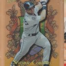 1996 Fleer Ultra Season Crowns Edgar Martinez Mariners