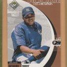 1999 UD Choice Rookie Orlando Hernandez Yankees