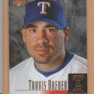 2001 Upper Deck Rookie Travis Hafner Rangers RC