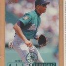 1995 Fleer Ultra Rookie Alex Rodriguez Mariners