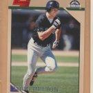 1996 Bowman Rookie Todd Helton Rockies