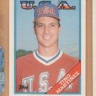 1988 Topps Traded Rookie Tino Martinez Yankees RC
