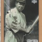 1999 UD Black Diamond #90 Babe Ruth Yankees