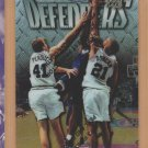 1997-98 Topps Finest Rookie Silver #306 Tim Duncan Spurs RC