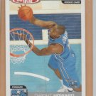 2005-06 Topps Total Team Checklist Rookie Dwight Howard Magic RC