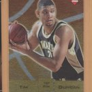 1997-98 Collector's Edge Promo Rookie Tim Duncan Spurs RC