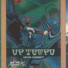 1999-00 Skybox Hoops Decade Up Tempo Kevin Garnett Timberwolves