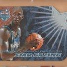 2002-03 Fleer Hoops Stars Star Gazing Blue Kevin Garnett Timberwolves