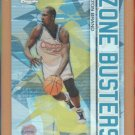 2002-03 Topps Chrome Zone Busters Refractor Elton Brand Clippers