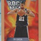 1998-99 Topps Chrome Season's Best Refractor Tim Duncan Spurs