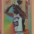 1994-95 Stadium Club Clear Cut David Robinson Spurs